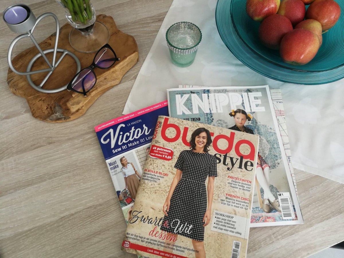 Najlepsze zestawienie magazynów do szycia - jak dla mnie:)